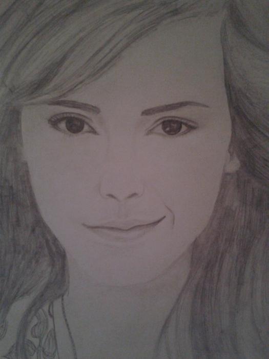 Emma Watson by amalia182